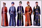 Ethnic Costume Art Prints