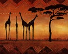 Giraffe Art Prints