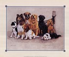 Dogs and Puppies Art Prints