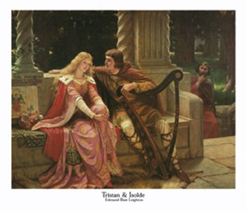 Tristan and Isolde  Fine-Art Print