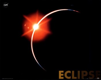 Eclipse  Fine-Art Print