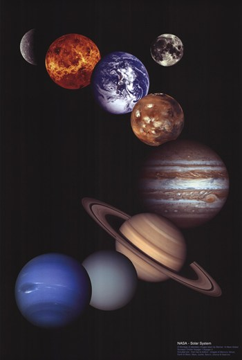 nasa solar system printables - photo #43