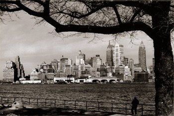 New York - Skyline  Fine-Art Print