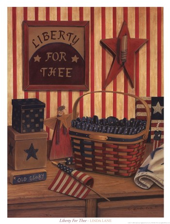 Liberty for Thee  Fine-Art Print