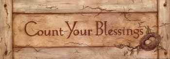 Count Your Blessings  Fine-Art Print