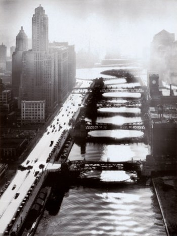 Chicago River  Fine-Art Print