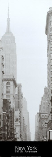 Fifth Avenue  Fine-Art Print