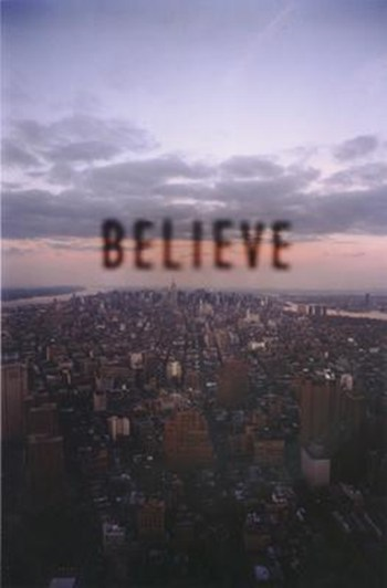 Believe-View from WTC  Fine-Art Print