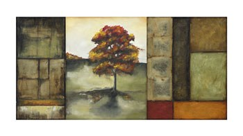 Autumnal Impressions I (Le - signed and numbered)  Giclee