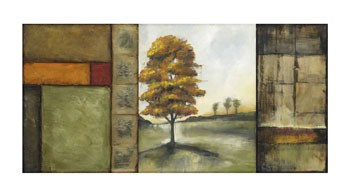 Autumnal Impressions II (Le - signed and numbered)  Giclee