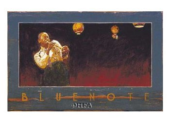 Bluenote, New Orleans  Fine-Art Print