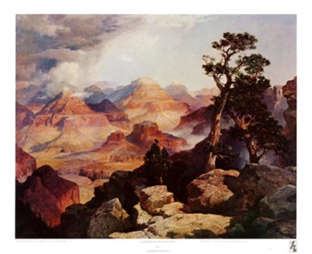 Clouds in the Canyon  Fine-Art Print