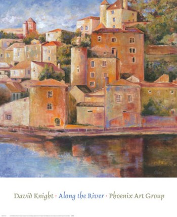 Along the River  Fine-Art Print
