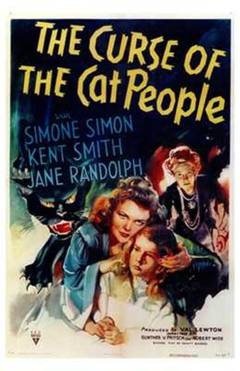 Curse of the Cat People  Wall Poster