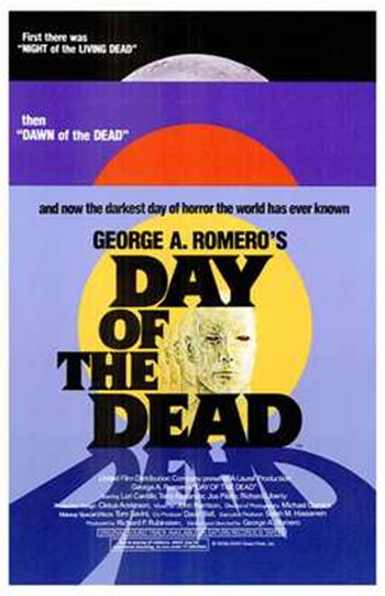 Day of the Dead  Wall Poster