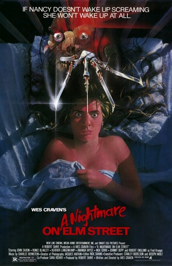 Nightmare on Elm Street a  Wall Poster