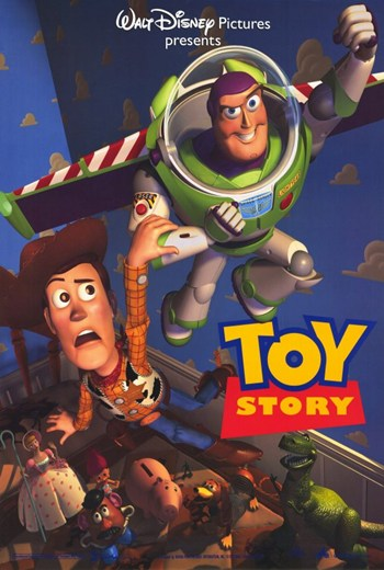 Toy Story  Wall Poster