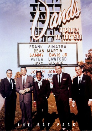 Rat Pack The  Wall Poster