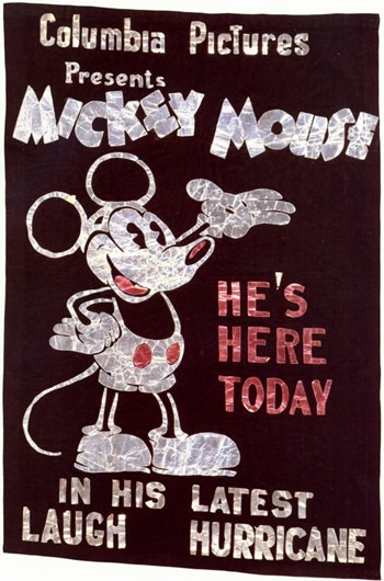 Mickey Mouse  Wall Poster
