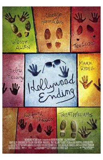 Hollywood Ending  Wall Poster