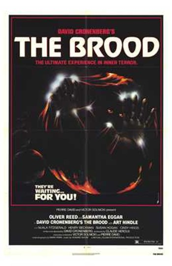 The Brood  Wall Poster