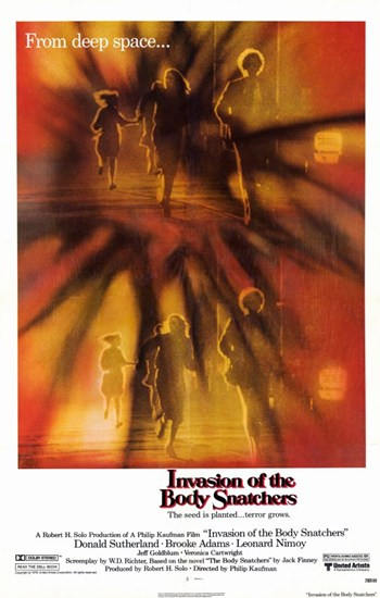 Invasion of the Body Snatchers  Wall Poster