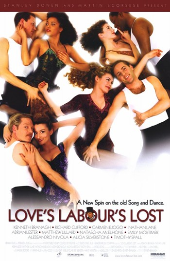 Love's Labour's Lost  Wall Poster