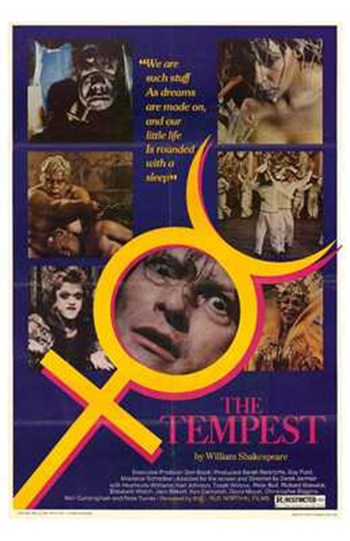 The Tempest  Wall Poster