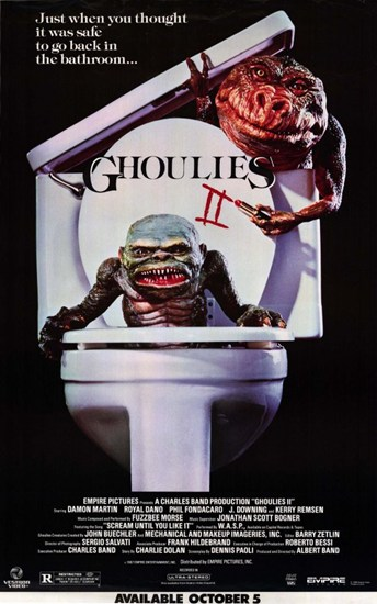 Ghoulies 2  Wall Poster