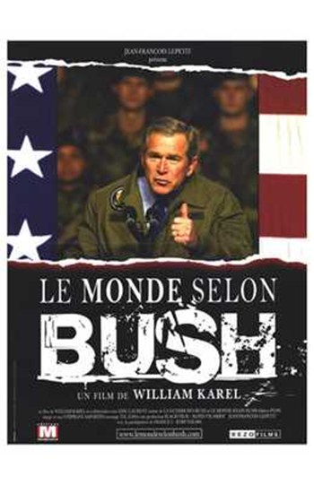 The World of Bush  Wall Poster