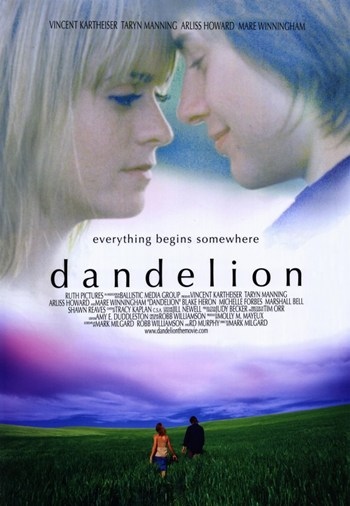 Dandelion  Wall Poster