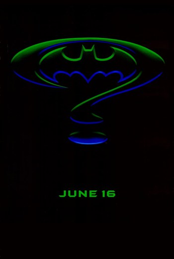 Batman Forever  Wall Poster