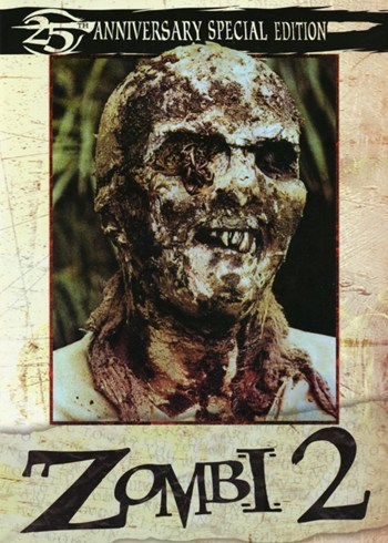 Zombie  Wall Poster