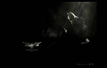 Batman Begins  Wall Poster