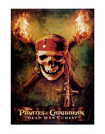 Pirates of the Caribbean  Fine-Art Print