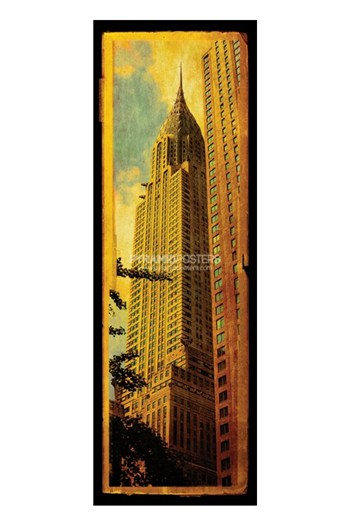 Chrysler Building  Wall Poster