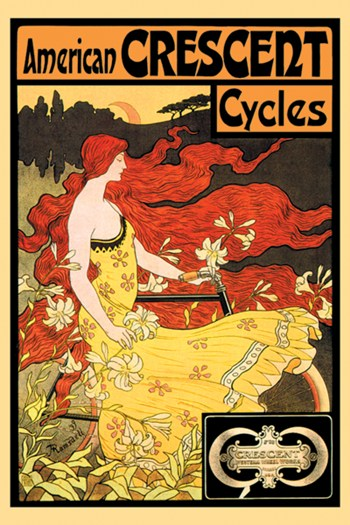 American Crescent Cycles  Fine-Art Print