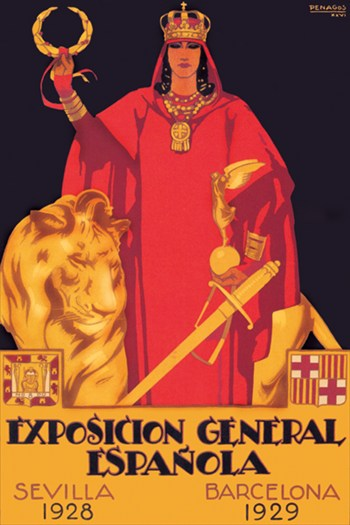 Exposition General Espanola  Fine-Art Print