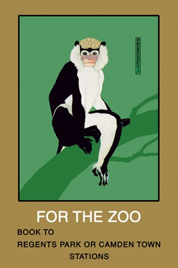 For the Zoo  Fine-Art Print