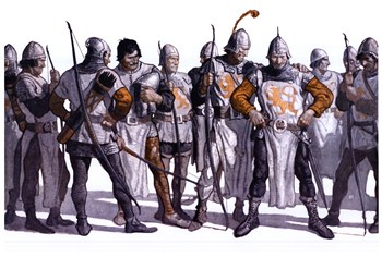 Knights of the round table fine art print arthurian for 12 knights of the round table and their characteristics