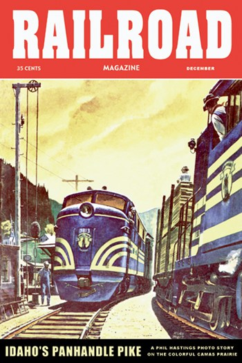 Railroad Magazine  Fine-Art Print