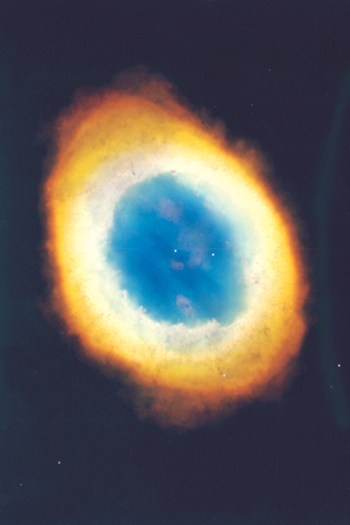 Ring Nebula  Fine-Art Print