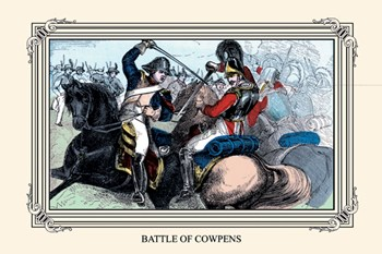 Battle of Cowpens  Fine-Art Print