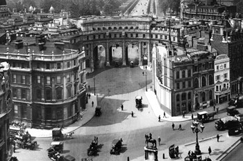 Admiralty Arch, London  Fine-Art Print