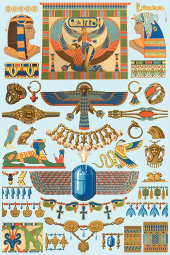 Ancient Egyptian Jewelry Crafts for Kids | eHow.com