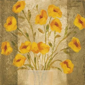 Yellow Flowers  Fine-Art Print