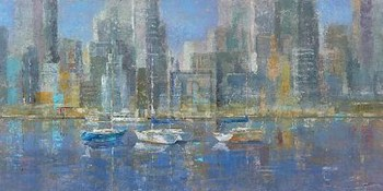 City Bay  Fine-Art Print