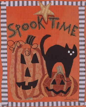 Spook Time  Fine-Art Print
