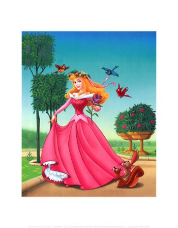 Sleeping Beauty - A Moment to Remember  Fine-Art Print