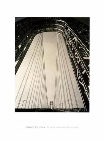 George Washington Bridge, 1931  Fine-Art Print